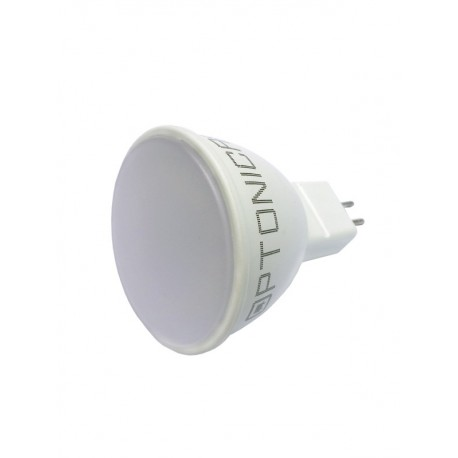 BOMBILLA LED MR16 7W 12V 560LM 110° LUZ NEUTRA