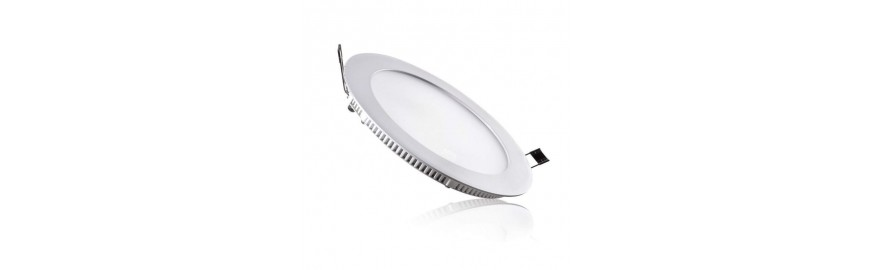 Downlight led extraplanos anroled iluminaci n led for Focos led empotrables extraplanos
